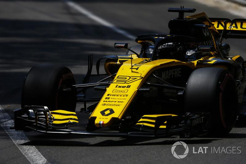 Nico Hulkenberg, Renault Sport F1