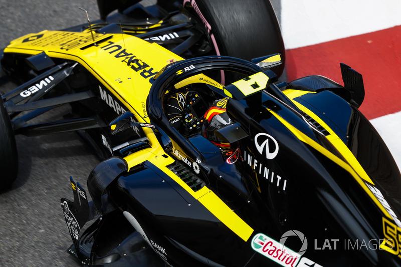 8: Карлос Сайнс, Renault Sport F1 Team R.S. 18 – 1:12.130