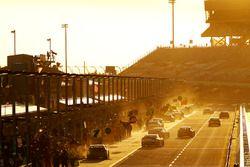 Brendan Gaughan, Richard Childress Racing Chevrolet, Scott Lagasse Jr, Justin Allgaier, JR Motorsports Chevrolet