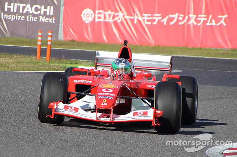 フェラーリF2003-GA