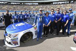 Dale Earnhardt Jr., Hendrick Motorsports Chevrolet y equipo