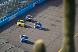 Jimmie Johnson, Hendrick Motorsports Chevrolet, Jamie McMurray, Chip Ganassi Racing Chevrolet, Matt