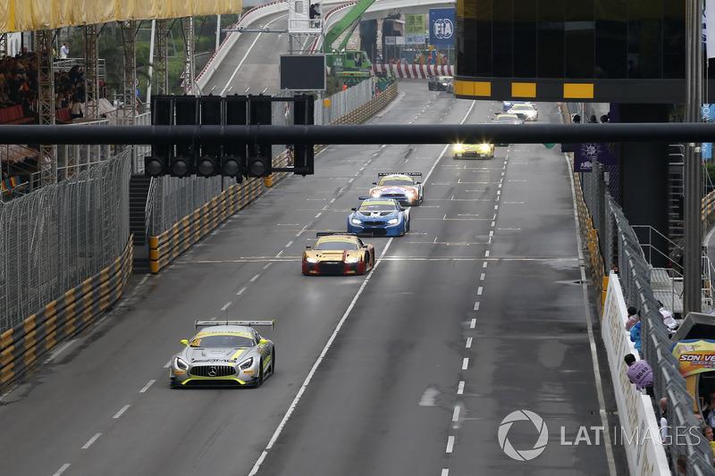 Эдоардо Мортара, Mercedes-AMG Team Driving Academy, Mercedes AMG GT3