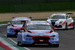 Federico Paolino, Hyundai i30 N TCR, BRC Racing Team