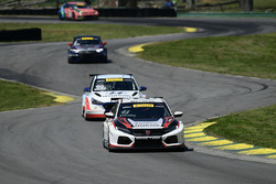 Ryan Eversley, #43 Honda Civic Type R TCR