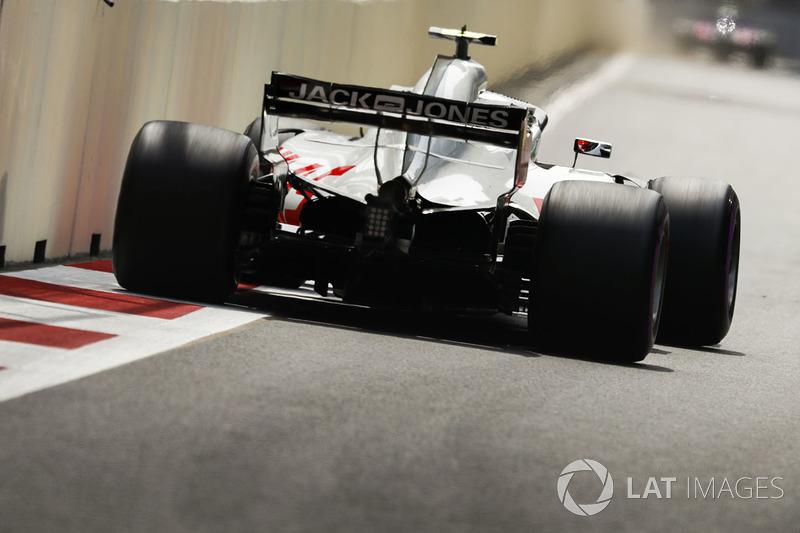 9. Kevin Magnussen, Haas F1 Team VF-18 Ferrari