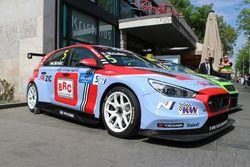 Michelisz Norbert - BRC Racing