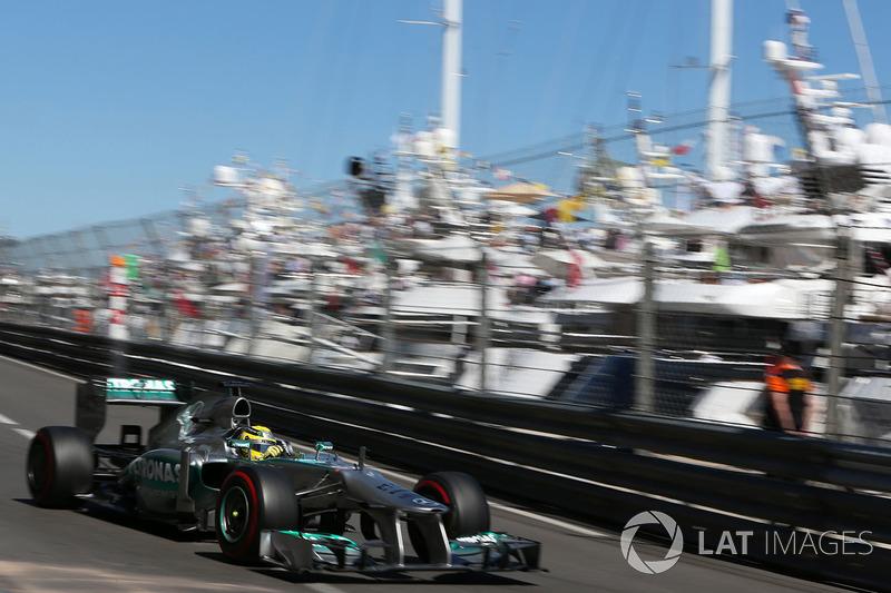 2013 Nico Rosberg, Mercedes