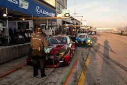 #15 3GT Racing Lexus RCF GT3, GTD: Jack Hawksworth, David Heinemeier Hansson, Sean Rayhall, #14 3GT