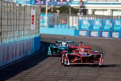 Жером д'Амброзио, Dragon Racing, и Том Бломквист, Andretti Formula E Team