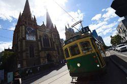 Melbourne genel görünüm