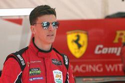 #62 Risi Competizione Ferrari 488 GTE, GTLM: James Calado