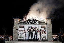 Class winners, GTLM: Patrick Pilet, Nick Tandy, Frédéric Makowiecki, Porsche Team North America, P: