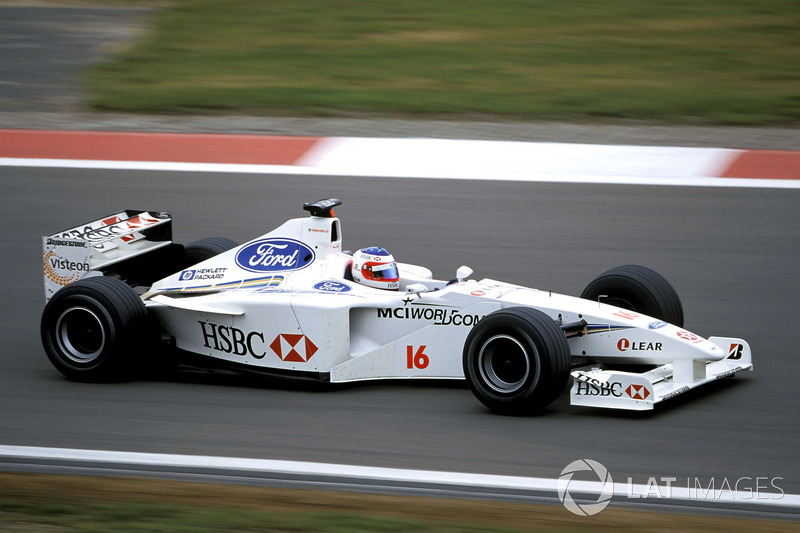 Rubens Barrichello, Stewart Ford SF3, 1999