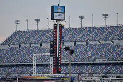 Scoring tower at Daytona.