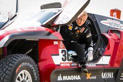 Mikko Hirvonen, X-Raid Team