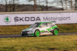 Jan Kopecky, Pavel Dresler, Skoda Motorsport, Skoda Fabia R5