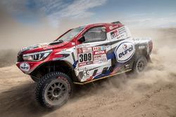 Bernhard ten Brinke, Michel Perin, Toyota Gazoo Racing