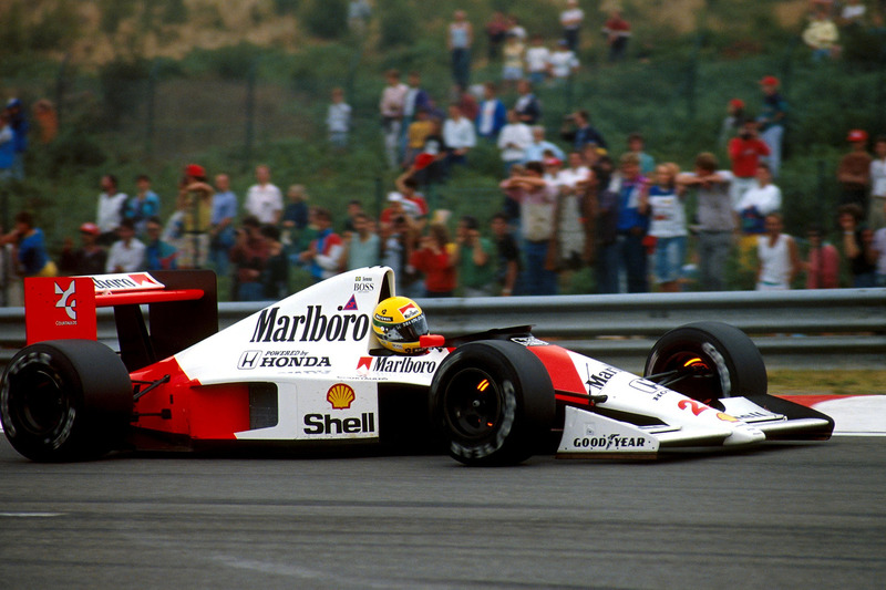 25 - GP de Bélgica, 1990, Spa-Francorchamps