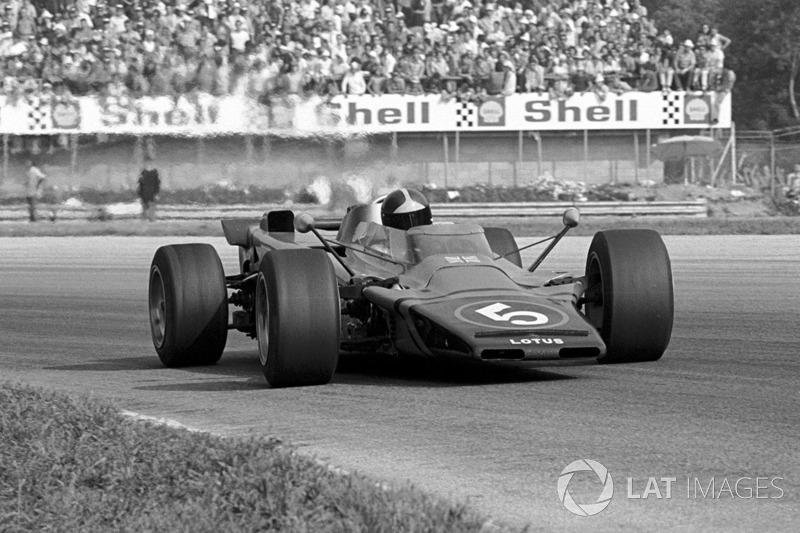 Emerson Fittipaldi, Lotus 56