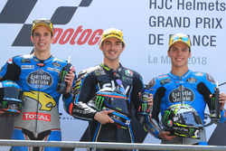 Alex Marquez, Marc VDS, Francesco Bagnaia, Sky Racing Team VR46 Joan Mir, Marc VDS