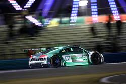 #29 Montaplast by Land-Motorsport Audi R8 LMS GT3: Sheldon van der Linde, Kelvin van der Linde, Christopher Mies, Jeffrey Schmidt