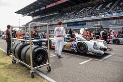 #6 Jackie Chan DC Racing Ligier JS P3: Guy Cosmo, Patrick Byrne, Gabriel Aubry