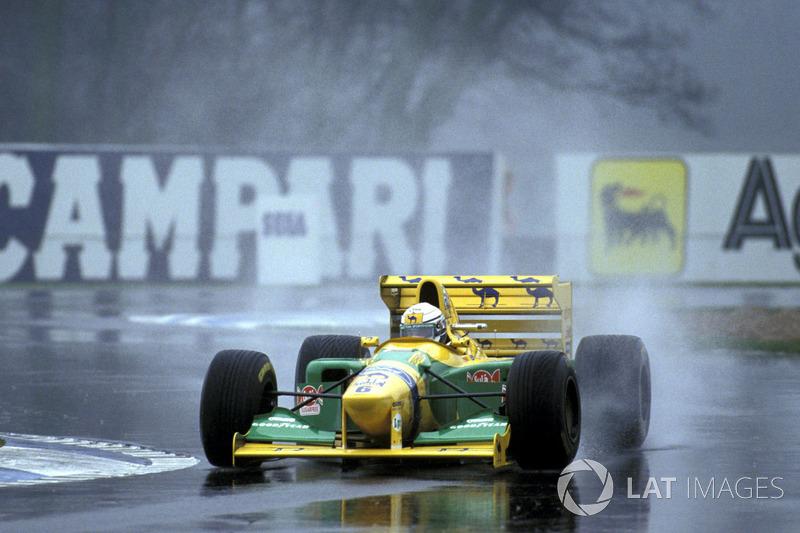 Riccardo Patrese, 256 yarış