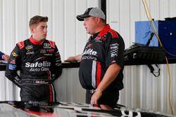 Noah Gragson, Kyle Busch Motorsports, Toyota Tundra Safelite AutoGlass Ryan Fugle