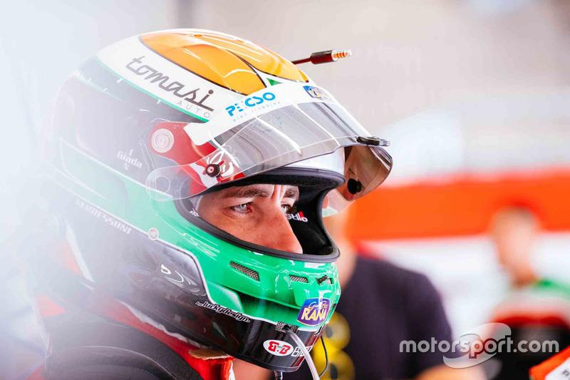 #75 T2 Motorsport Ferrari 488 GT3: Matteo Cressoni