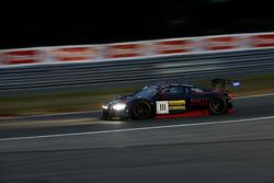 #111 Aust Motorsport Audi R8 LMS: Nikolaj Rogivue, Loris Hezemans, Philipp Frommenwiler, Tobias Dauenhauer