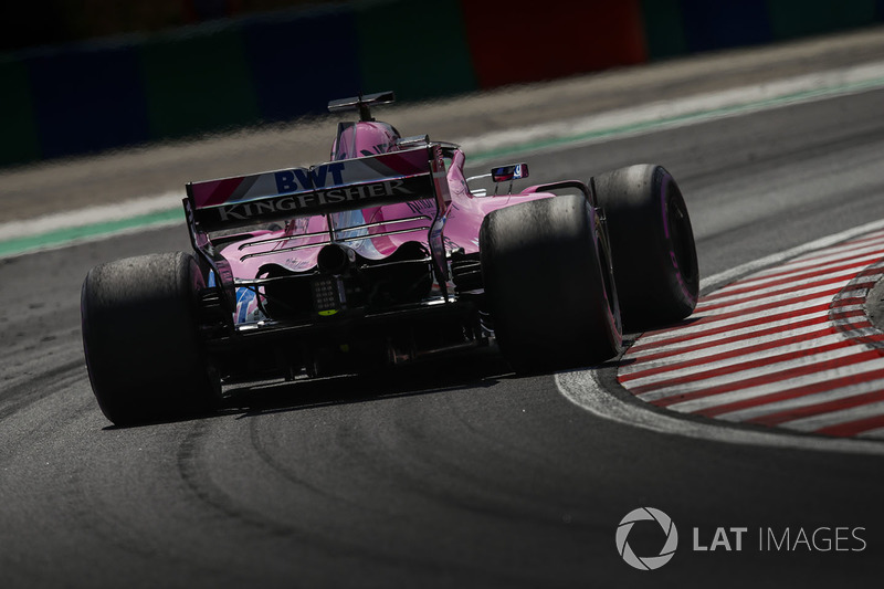 14e : Sergio Pérez (Force India)
