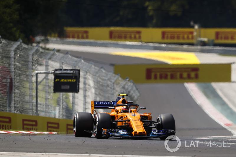 Stoffel Vandoorne, McLaren MCL33