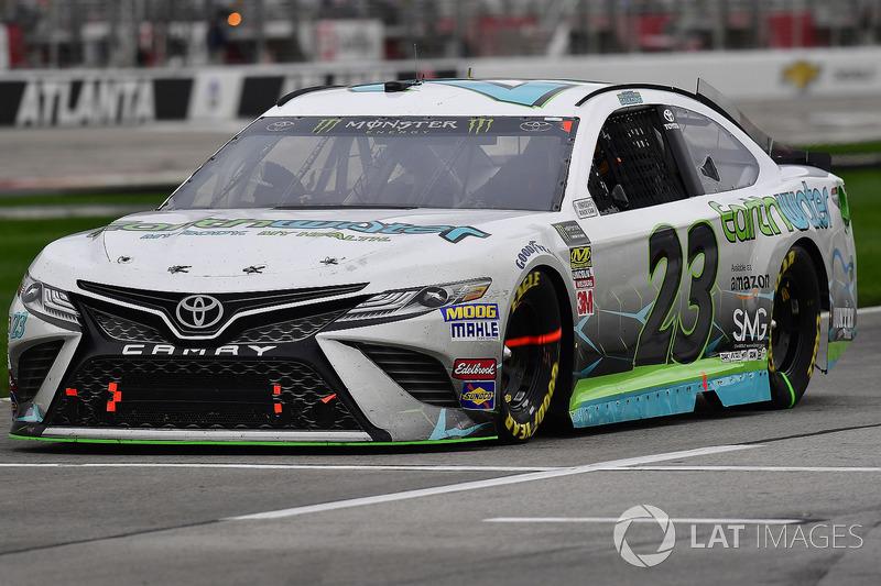 Gray Gaulding, BK Racing Toyota Camry