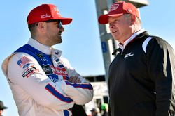 Paul Menard, Wood Brothers Racing, Ford Fusion Motorcraft / Quick Lane Tire & Auto Center and Mike