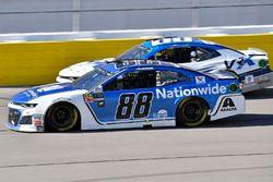 Alex Bowman, Hendrick Motorsports, Chevrolet Camaro Nationwide and