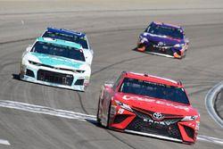 Daniel Suarez, Joe Gibbs Racing, Toyota Camry Coca-Cola, Austin Dillon, Richard Childress Racing, Ch