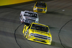 Cody Coughlin, GMS Racing, Chevrolet Silverado Jeg's.com and Justin Marks, DGR-Crosley, Toyota Tundra