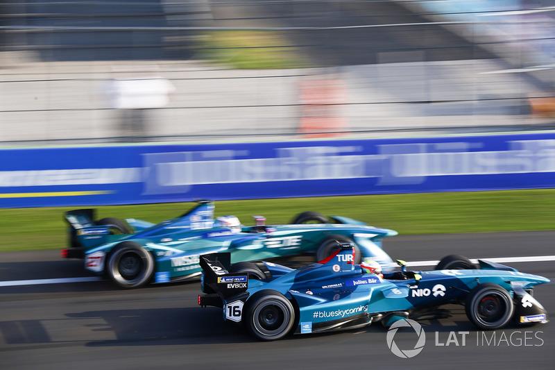 Oliver Turvey, NIO Formula E Team, Tom Blomqvist, Andretti Formula E Team