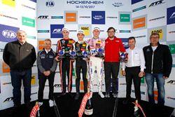 Чемпион Ландо Норрис, Carlin, второе место – Джоэль Эрикссон, Motopark, третье место – Максимилиан Г