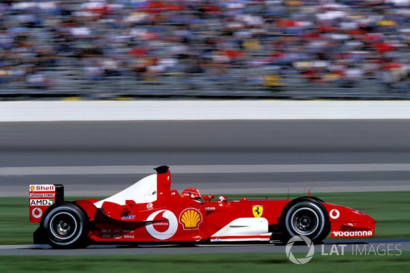 GP dos EUA 2003
