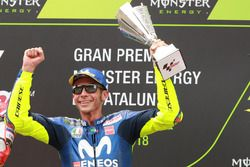 Подиум: Валентино Росси, Yamaha Factory Racing