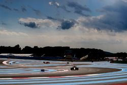 Daniel Ricciardo, Red Bull Racing RB14, Kimi Raikkonen, Ferrari SF71H