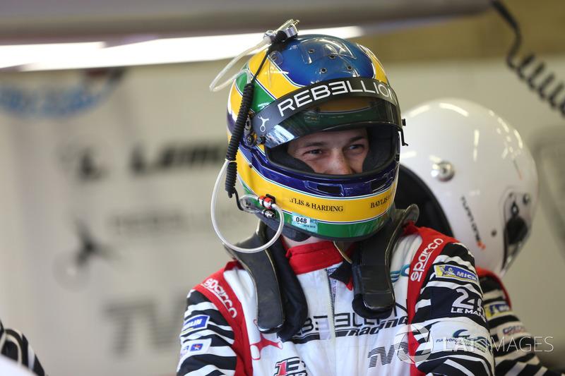 """Bruno Senna: """"Foi uma corrida bem difícil para a gente, com problema desde o começo. A gente conseguiu brigar de volta algumas vezes, mas toda vez que a gente chegava ali na briga, acontecia mais alguma coisa, mais problemas"""""""