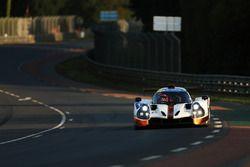 Job van Uitert op Le Mans