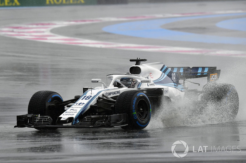Лэнс Стролл, Williams FW41