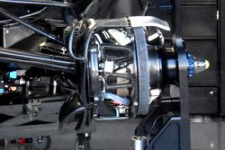 Mercedes AMG F1 W09 frenos