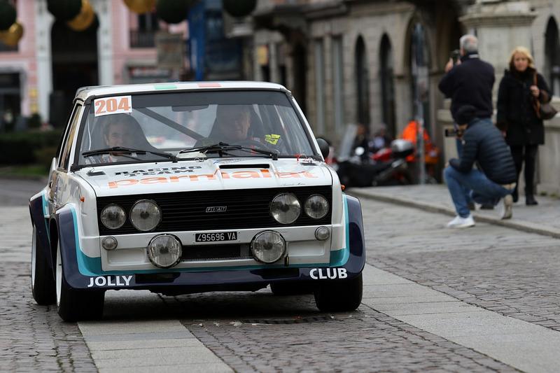 Андреа Дзанусси, Лино Дзанусси, Fiat 131 Abarth Rally