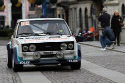 Andrea Zanussi, Lino Zanussi, Fiat 131 Abarth Rally