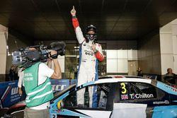 Il vincitore della gara Tom Chilton, Sébastien Loeb Racing, Citroën C-Elysée WTCC